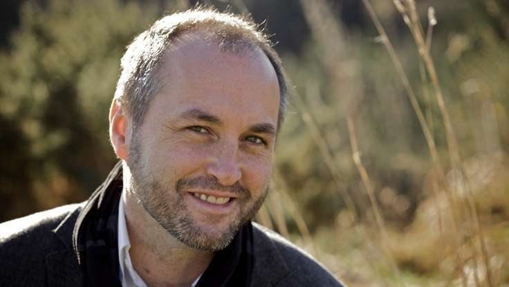 National Book-Award Winning Author Colum McCann Shares His Thoughts on Writing